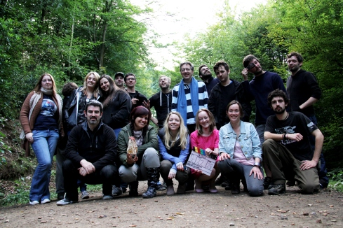 'The Ditch' cast and crew