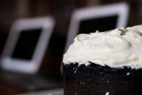 Guinness cake..